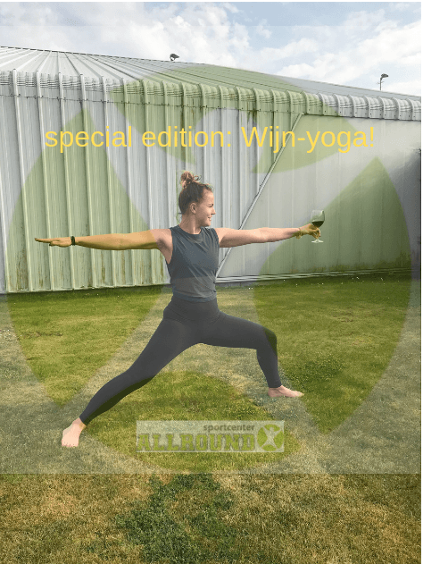 Yin-Yoga evenement bij Sportcenter Allround
